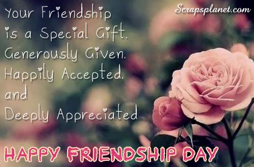 Happy Friendship Day SMS in Hindi