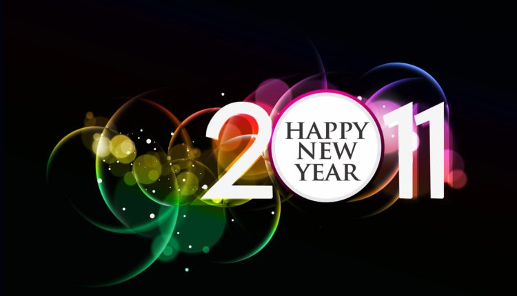 happy new year 2011 wallpapers new year sms