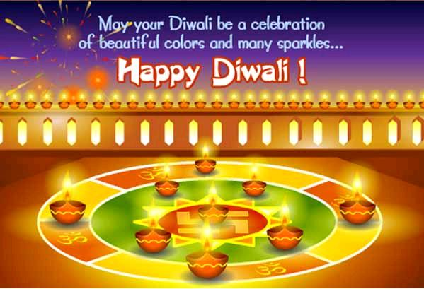 Happy diwali wishes and diwali images in hindi and english for 2018 happy diwali greeting card happy diwali greetings and sms messages m4hsunfo