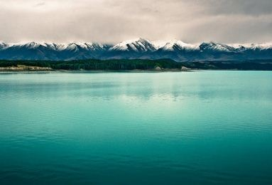 lake pukaki 12 Most Magnificent Lakes in the World
