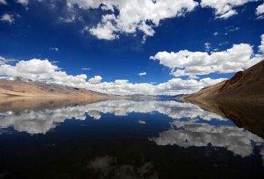 lake tso moriri 12 Most Magnificent Lakes in the World